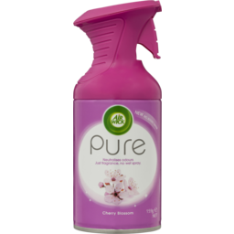Photo of Air Wick Pure Air Freshener Spray Cherry Blossom 159g