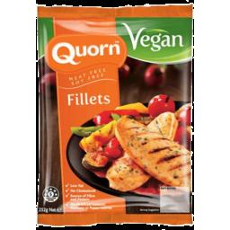 Photo of Quorn Vegan Fillets 252gm