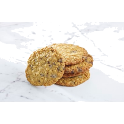 Photo of Luxe Bakery Cookies - Chocolate Oat (4 Pack)
