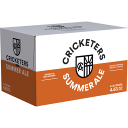 Photo of Cricketers Arms Scorcher Summer Ale Stubbies