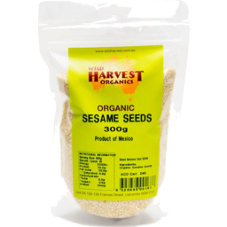 Photo of Wild Harvest Sesame Seeds (White)