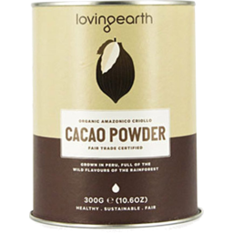 Photo of Loving Earth Cacao Powder - Raw