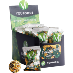 Photo of Youfoodz Honeycomb Protein Ball 40g