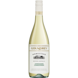 Photo of Goundrey Homestead Unwooded Chardonnay
