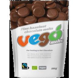 Photo of Vego Chocolate Hazelnut Melts
