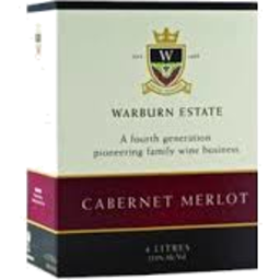 Photo of Warburn Premium Cabernet Merlot