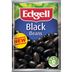 Photo of Edgell Black Beans 400gm