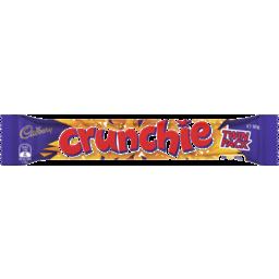 Photo of Cadbury Crunchie Chocolate Bar Twin Pack 80g