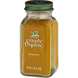 Photo of Simply Organic Certified Organic Turmeric