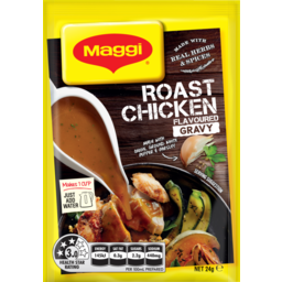 Photo of Maggi Gravy Roast Chicken 24g