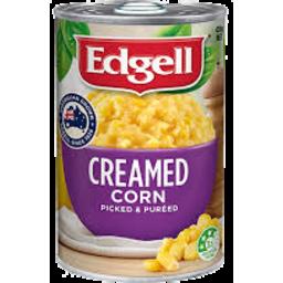 Photo of Edgell Corn Creamed 420g