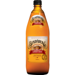 Photo of Bundaberg Diet Ginger Beer 750ml