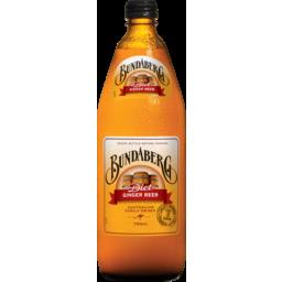 Photo of Bundaberg Diet Ginger Beer 750ml Bottle