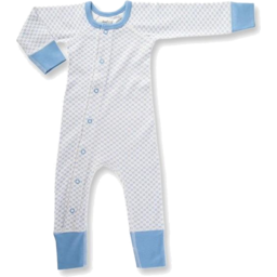 Photo of Sapling Organic Romper - Little Boy Blue (0-3 Months)