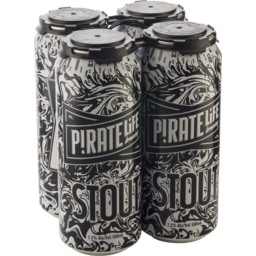 Photo of Pirate Life Stout Cans