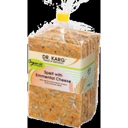 Photo of Dr Karg Spelt & Cheese Organic 200g