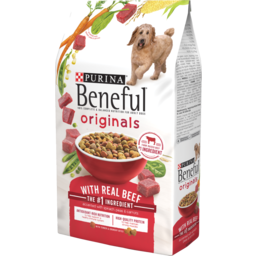 Photo of Beneful Dog Food Dry Originals With Real Beef 2.86kg