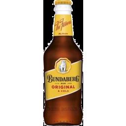 Photo of Bundaberg UP & Cola Bottle