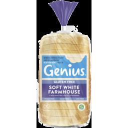 Photo of Genius Gluten Free Genius Soft White Farmhouse 535g