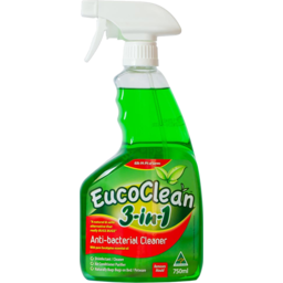 Photo of Eucoclean Anti-Bacterial Cleaner (3 In 1)