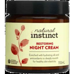 Photo of Natural Instinct Restoring Night Cream 110ml