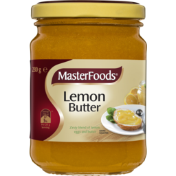 Photo of Masterfoods Lemon Butter Spread 280g