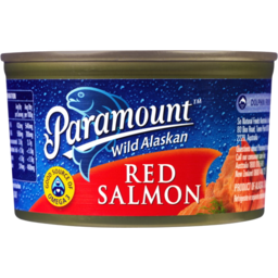 Photo of Paramount Red Salmon 210g