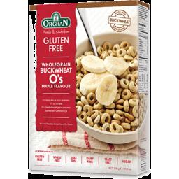 Photo of Orgran Buckwheat O's Maple Flavour 300gm