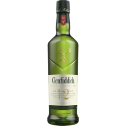 Photo of Glenfiddich 12yo Single Malt Scotch Whisky