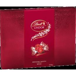 Photo of Lindt Lindor Milk Gift Box 235g