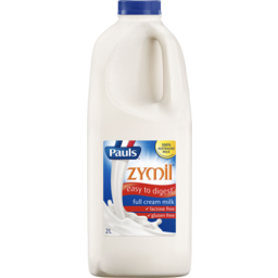 Photo of Pauls Zymil Full Cream 2l