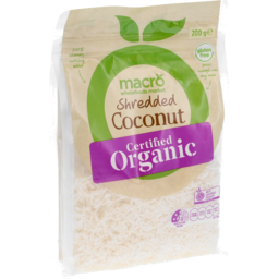 Photo of Macro Organic Shredded Coconut 200g