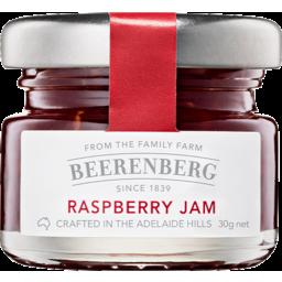 Photo of Beerenberg Raspberry Jam 30g