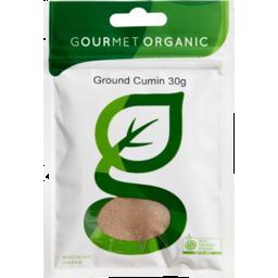 Photo of Gourmet Organic Ground Cumin 30g
