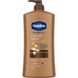 Photo of Vaseline Body Lotion Cocoa Glow 750ml