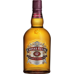 Photo of Chivas Regal 12 Year Blended Scotch Whisky