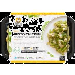 Photo of My Muscle Chef Chicken Basil Pesto 330gm