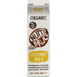 Photo of Nutty Bruce Milk - Coconut
