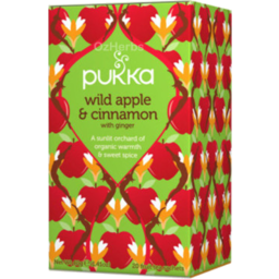 Photo of Pukka Tea Apple & Cinnamon 20bags