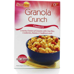 Photo of Sunshine Granola Crunch