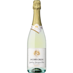 Photo of Jacob's Creek Sparkling Sauvignon Blanc 750ml