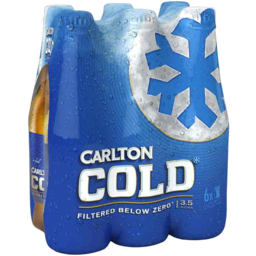 Photo of Carlton Cold Stubbies