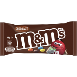 Photo of M&M's Milk Chocolate Singles Bag 49g