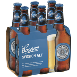 Photo of Coopers Session Ale Stubbies