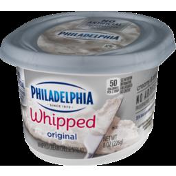 Photo of Kraft Philadelphia Cream Cheese Spread Whipped