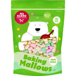 Photo of Ma Baker Mallow Mult Col 150gm