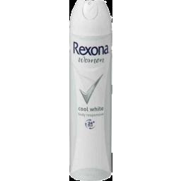 Photo of Rexona Women Cool White 24hr Anti-Perspirant Deodorant 150g
