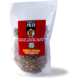 Photo of Rumbles Paleo Crumble 400gm