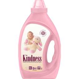 Photo of Kindness Wool Wash Laundry Liquid Front & Top Loader 1l