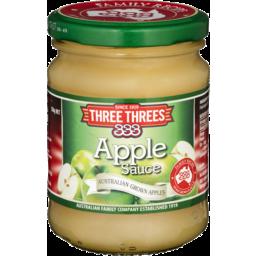 Photo of Three Threes Apple Sauce 250gm